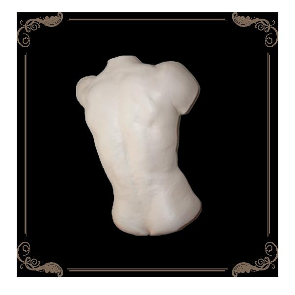 "Keramikabguss ""very nice body of an artist"""